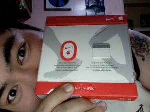 Nike Plus Running Assistant (The Coach!)