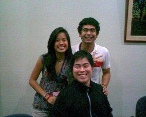 Future Thin Guy with Carmen & Julian